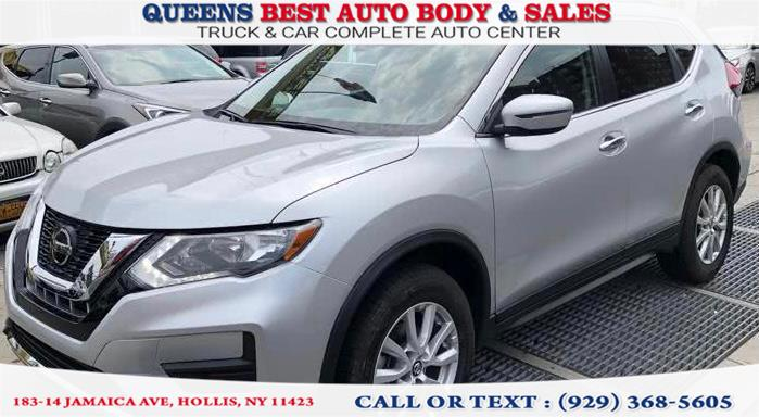 Used 2020 Nissan Rogue in Hollis, New York | Queens Best Auto Body / Sales. Hollis, New York