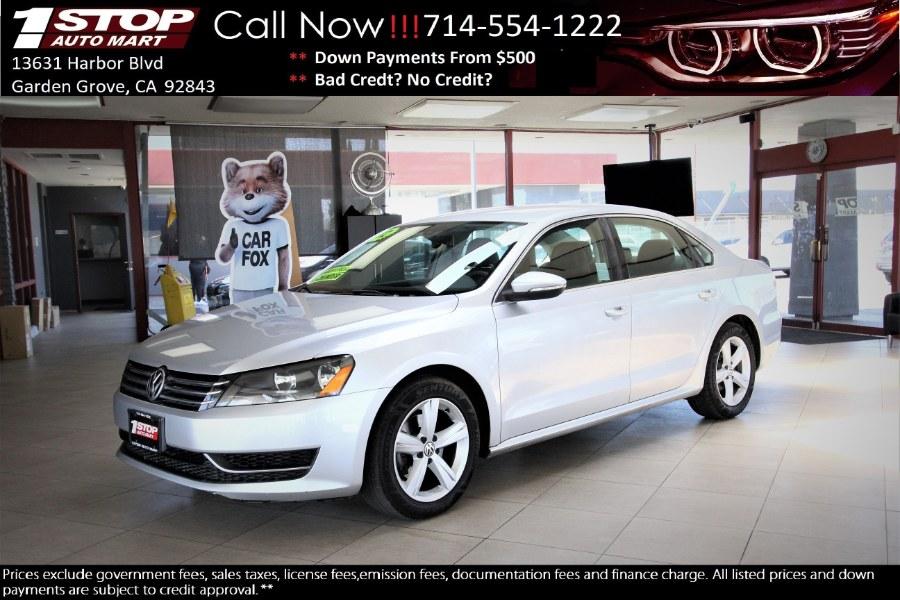Used 2012 Volkswagen Passat in Garden Grove, California | 1 Stop Auto Mart Inc.. Garden Grove, California