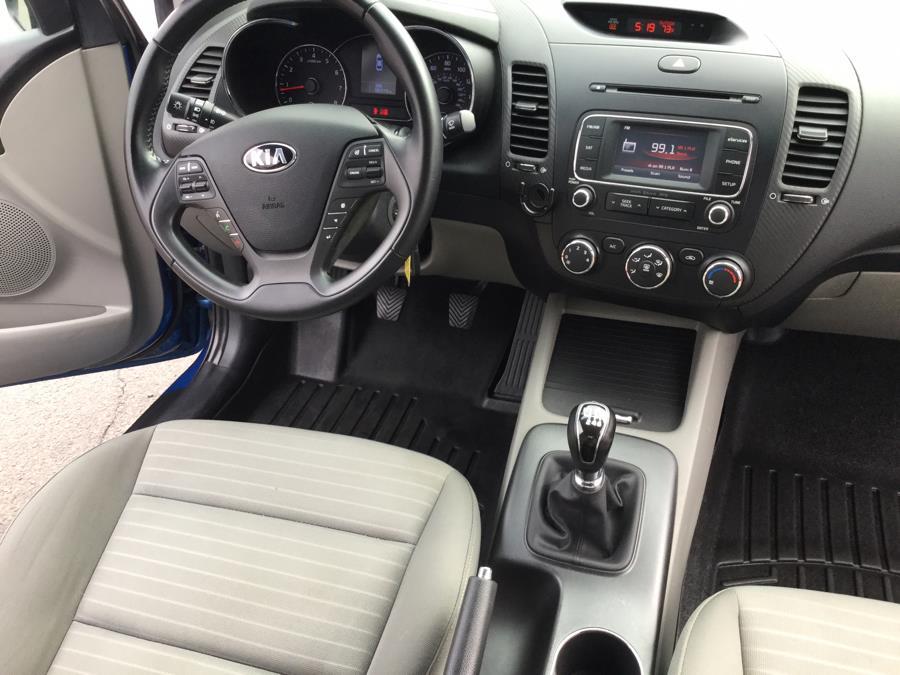Used Kia Forte Koup 2dr Cpe Man EX 2014 | L&S Automotive LLC. Plantsville, Connecticut