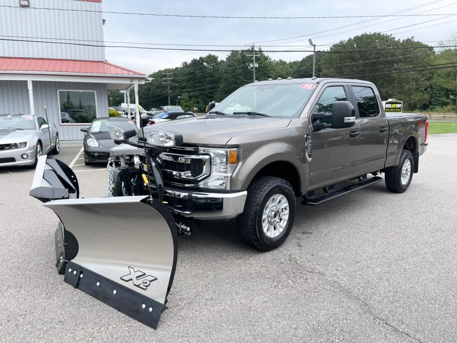 Used Ford Super Duty F-250 SRW XL 4WD Crew Cab 6.75'' Box 2020 | Mike And Tony Auto Sales, Inc. South Windsor, Connecticut