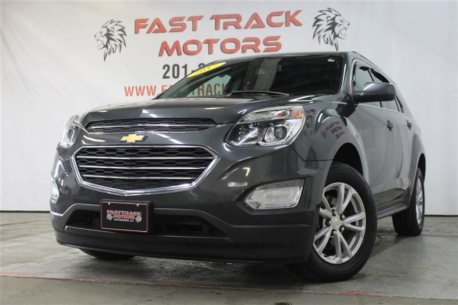 Used Chevrolet Equinox LT 2017   Fast Track Motors. Paterson, New Jersey