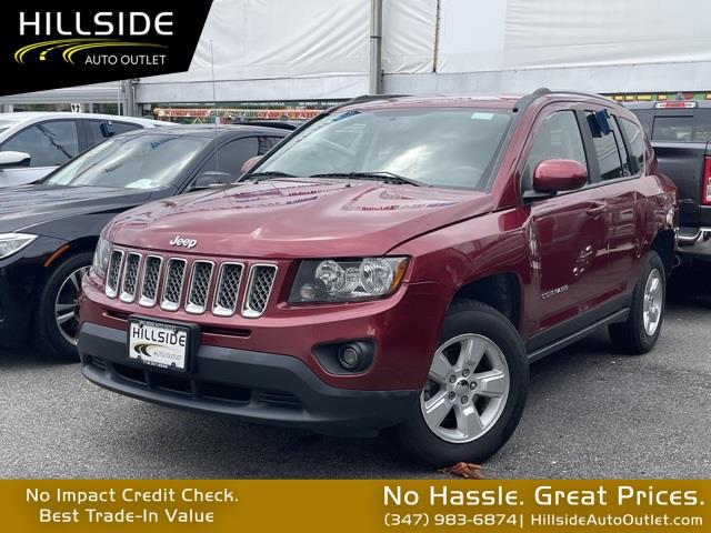 Used Jeep Compass Latitude 2017   Hillside Auto Outlet. Jamaica, New York