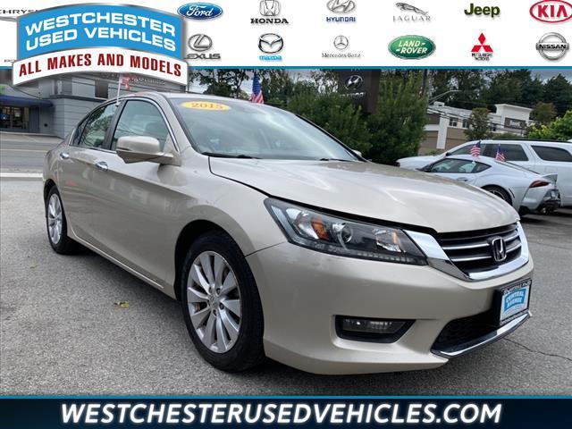 Used Honda Accord EX-L 2015 | Westchester Used Vehicles. White Plains, New York