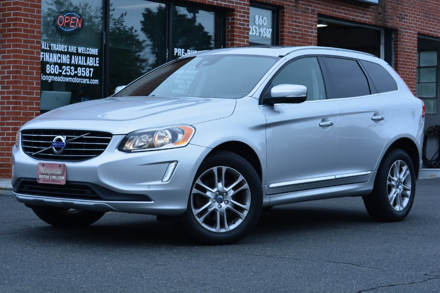 Used 2016 Volvo XC60 in ENFIELD, Connecticut | Longmeadow Motor Cars. ENFIELD, Connecticut