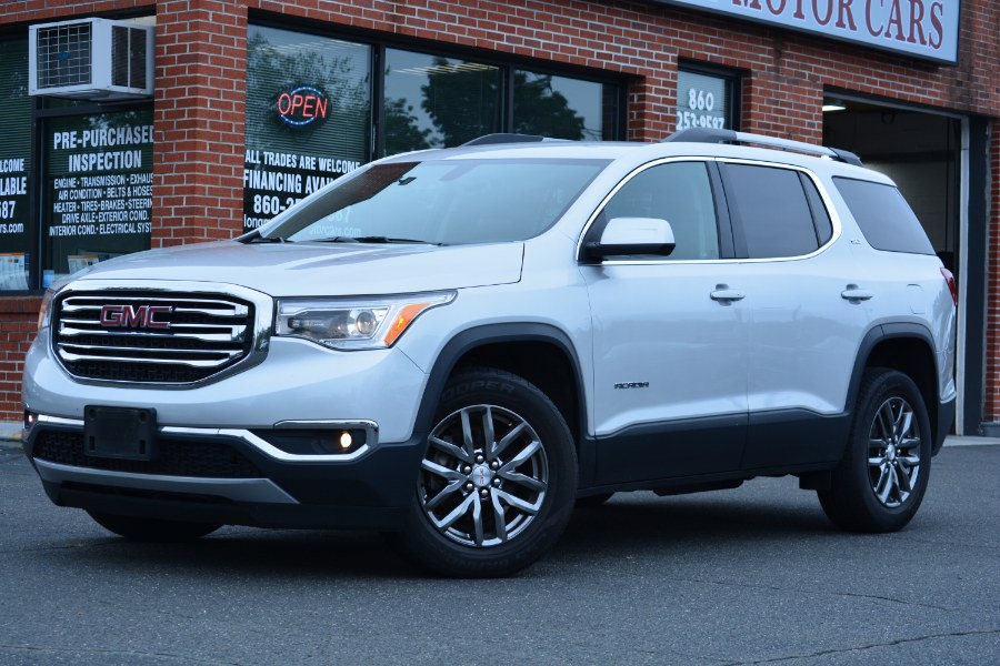 Used 2017 GMC Acadia in ENFIELD, Connecticut | Longmeadow Motor Cars. ENFIELD, Connecticut