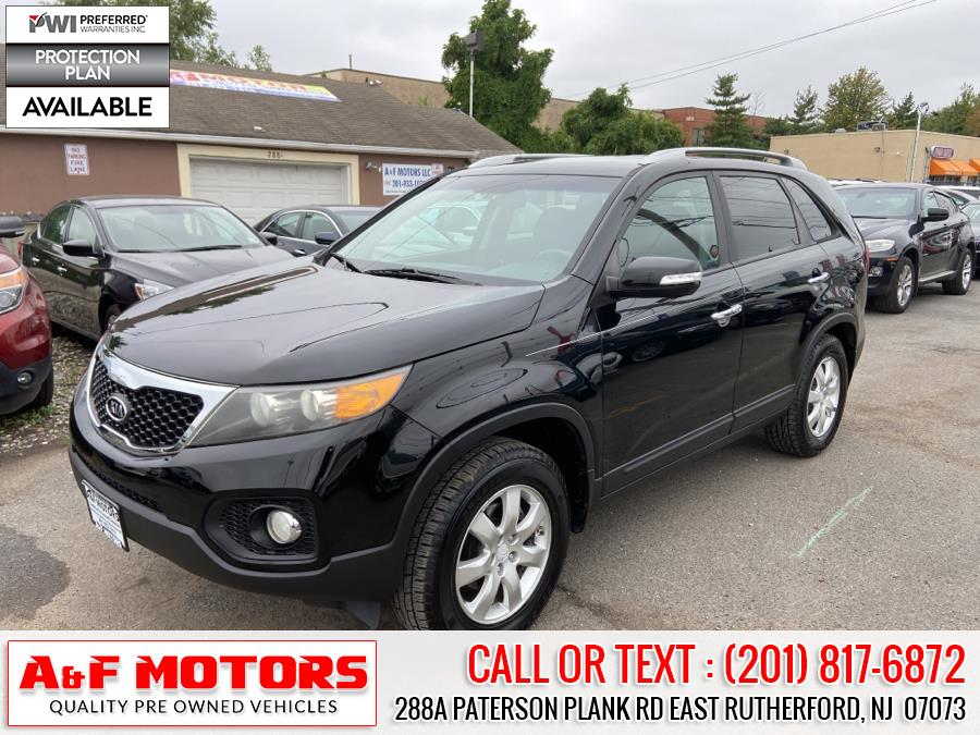 Used 2011 Kia Sorento in East Rutherford, New Jersey | A&F Motors LLC. East Rutherford, New Jersey