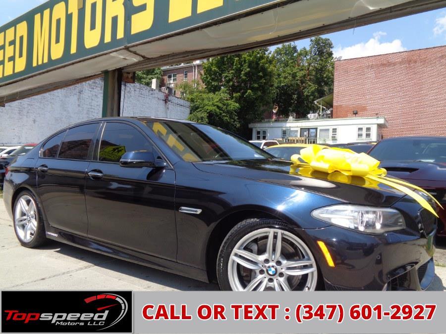 Used BMW 535i //M Sport 2015   Top Speed Motors LLC. Jamaica, New York