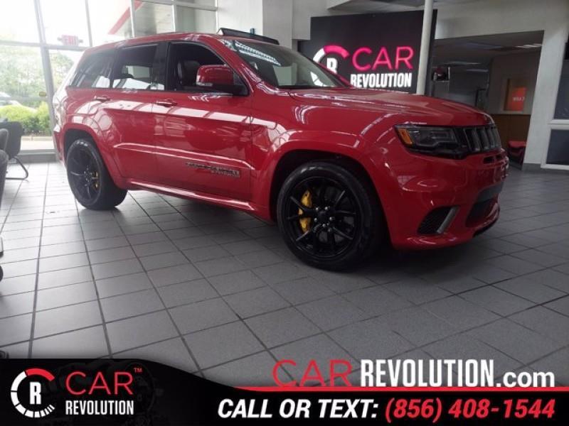 Used Jeep Grand Cherokee Trackhawk 4x4 *Ltd Avail* 2018 | Car Revolution. Maple Shade, New Jersey