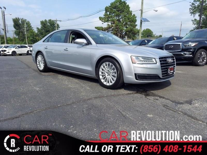 Used Audi A8 l 3.0T 2015   Car Revolution. Maple Shade, New Jersey
