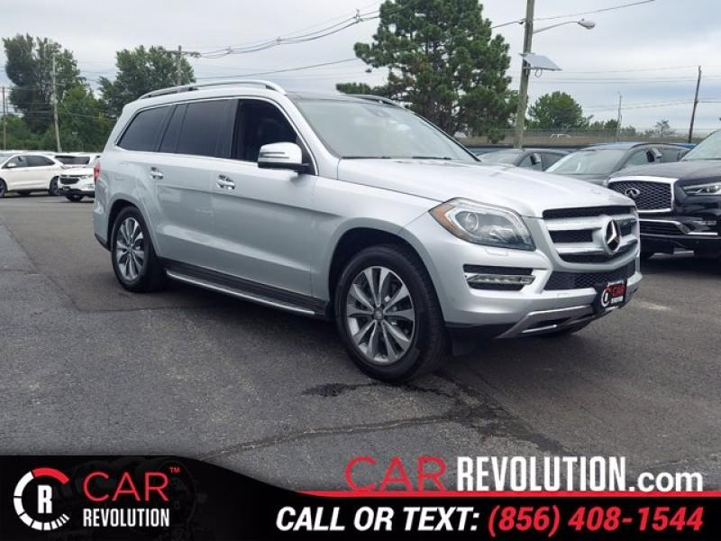 Used Mercedes-benz Gl GL 450 2016   Car Revolution. Maple Shade, New Jersey