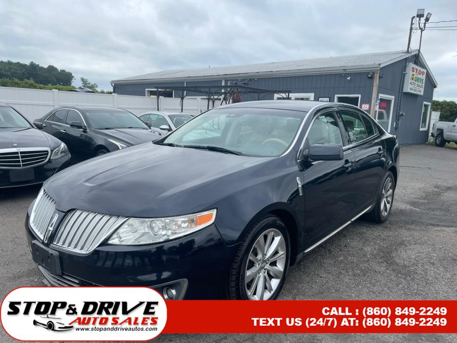 Used Lincoln MKS 4dr Sdn AWD 2009 | Stop & Drive Auto Sales. East Windsor, Connecticut