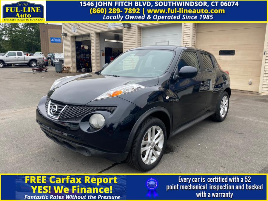 Used 2013 Nissan JUKE in South Windsor , Connecticut | Ful-line Auto LLC. South Windsor , Connecticut