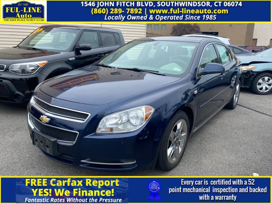 Used 2008 Chevrolet Malibu in South Windsor , Connecticut | Ful-line Auto LLC. South Windsor , Connecticut