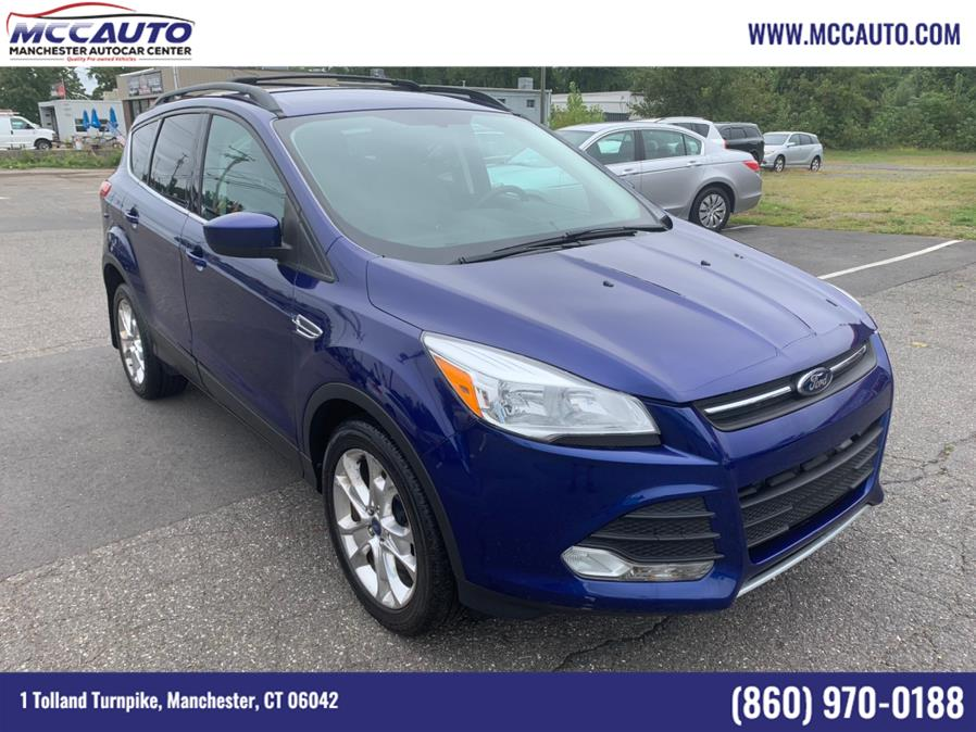 Used 2013 Ford Escape in Manchester, Connecticut | Manchester Autocar Center. Manchester, Connecticut