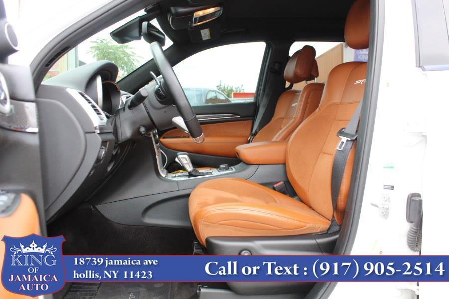 Used Jeep Grand Cherokee SRT 4x4 2018 | King of Jamaica Auto Inc. Hollis, New York