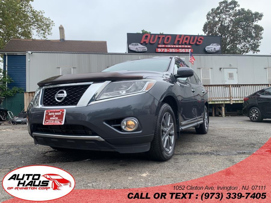 Used 2013 Nissan Pathfinder in Irvington , New Jersey | Auto Haus of Irvington Corp. Irvington , New Jersey