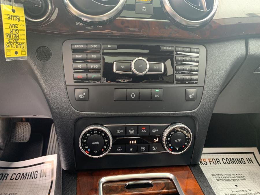 Used Mercedes-Benz GLK-Class 4MATIC 4dr GLK350 2013 | Auto Haus of Irvington Corp. Irvington , New Jersey