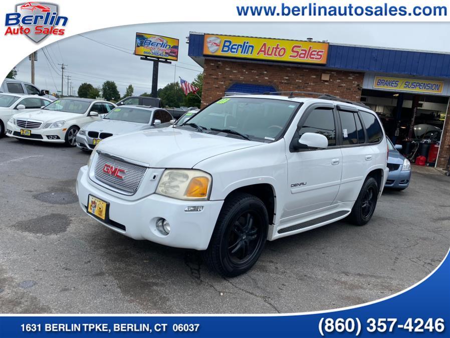 Used 2007 GMC Envoy in Berlin, Connecticut | Berlin Auto Sales LLC. Berlin, Connecticut