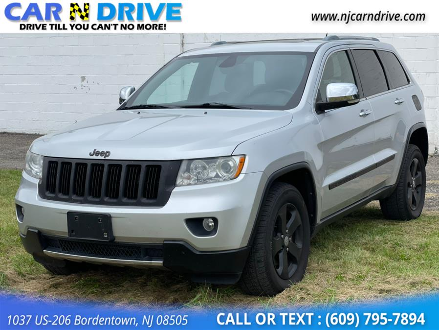 Used Jeep Grand Cherokee Limited 4WD 2011 | Car N Drive. Bordentown, New Jersey