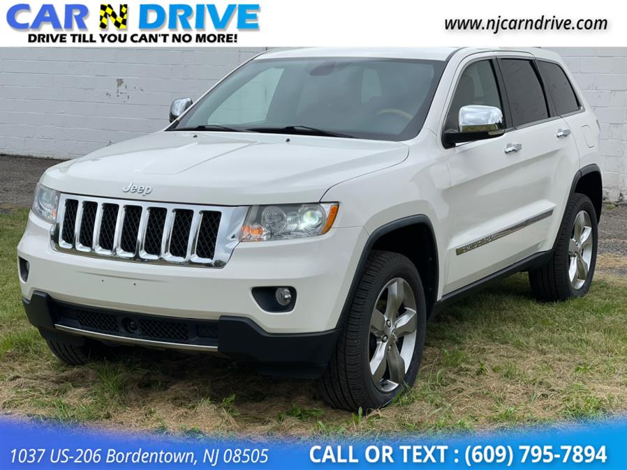 Used Jeep Grand Cherokee Overland 4WD 2011   Car N Drive. Bordentown, New Jersey