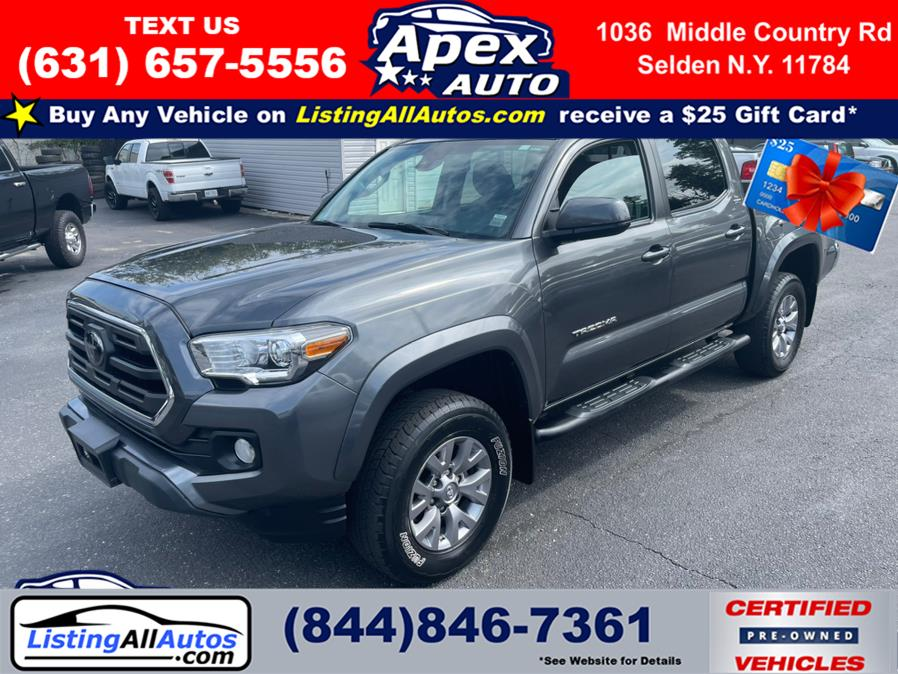 Used 2018 Toyota Tacoma in Patchogue, New York | www.ListingAllAutos.com. Patchogue, New York