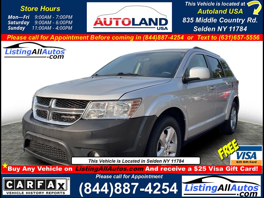 Used 2012 Dodge Journey in Patchogue, New York   www.ListingAllAutos.com. Patchogue, New York