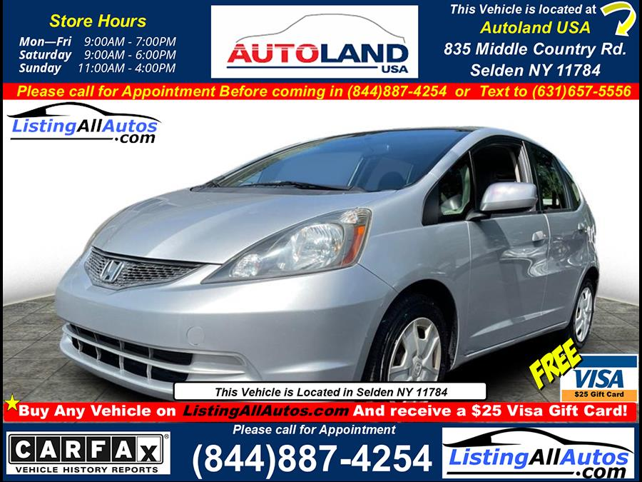 Used 2012 Honda Fit in Patchogue, New York   www.ListingAllAutos.com. Patchogue, New York