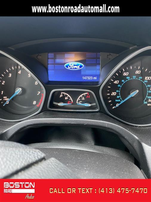 Used Ford Focus 4dr Sdn SE 2014 | Boston Road Auto. Springfield, Massachusetts