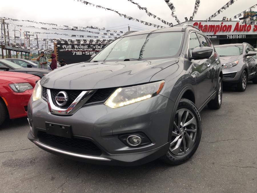 Used 2015 Nissan Rogue in Bronx, New York | Champion Auto Sales. Bronx, New York