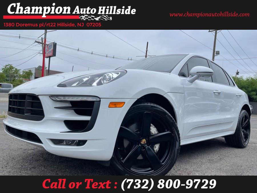 Used 2016 Porsche Macan in Hillside, New Jersey | Champion Auto Sales. Hillside, New Jersey