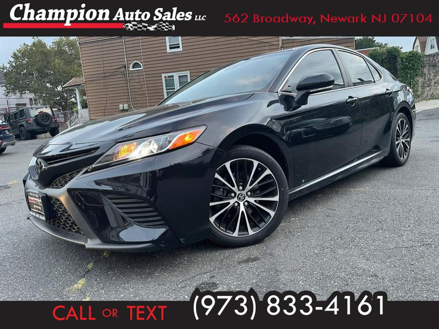 Used 2018 Toyota Camry in Newark, New Jersey | Champion Auto Sales. Newark, New Jersey