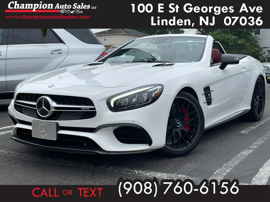 Used 2017 Mercedes-Benz SL in Linden, New Jersey | Champion Auto Sales. Linden, New Jersey