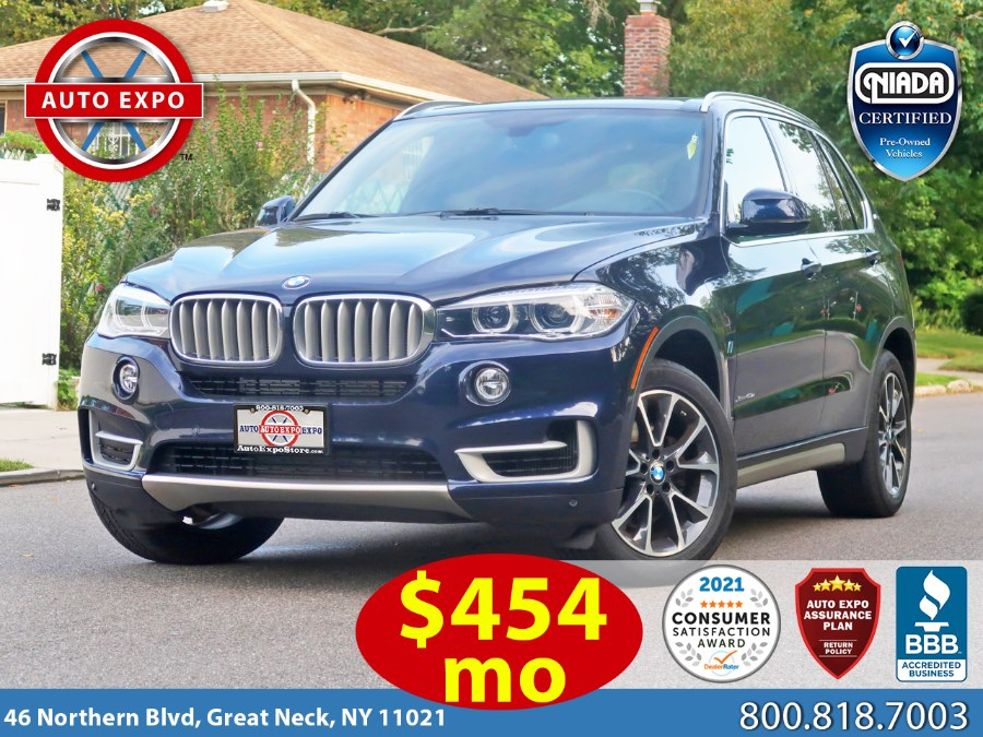 Used 2018 BMW X5 in Great Neck, New York | Auto Expo Ent Inc.. Great Neck, New York