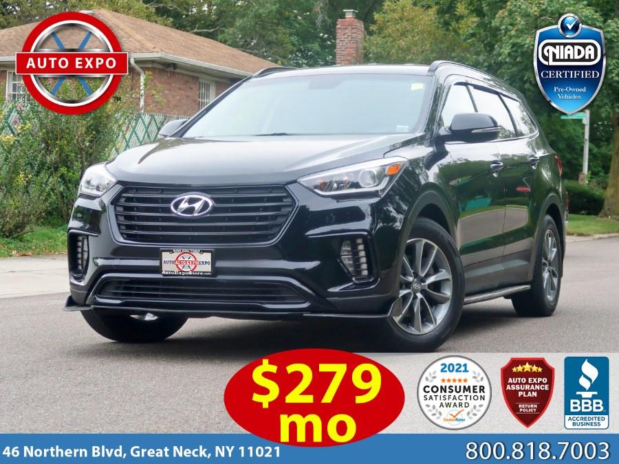 Used 2017 Hyundai Santa Fe in Great Neck, New York | Auto Expo Ent Inc.. Great Neck, New York
