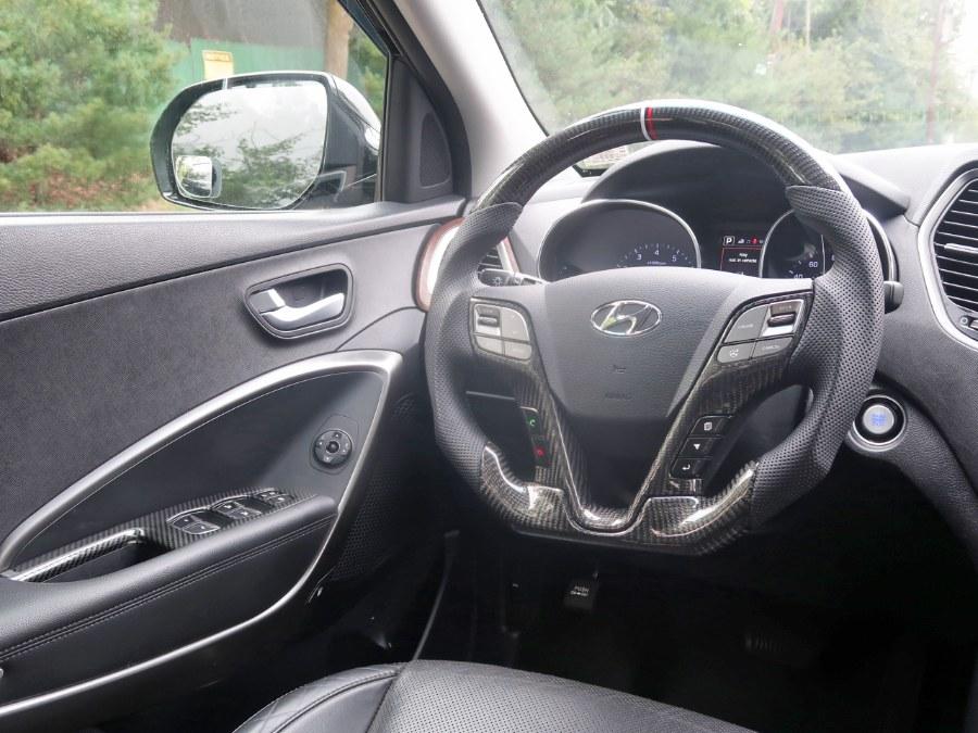 Used Hyundai Santa Fe Limited 2017 | Auto Expo Ent Inc.. Great Neck, New York