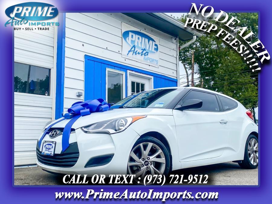 Used 2016 Hyundai Veloster in Bloomingdale, New Jersey | Prime Auto Imports. Bloomingdale, New Jersey
