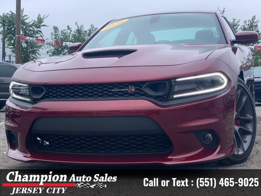 Used Dodge Charger Scat Pack RWD 2020 | Champion Auto Sales of JC. Jersey City, New Jersey