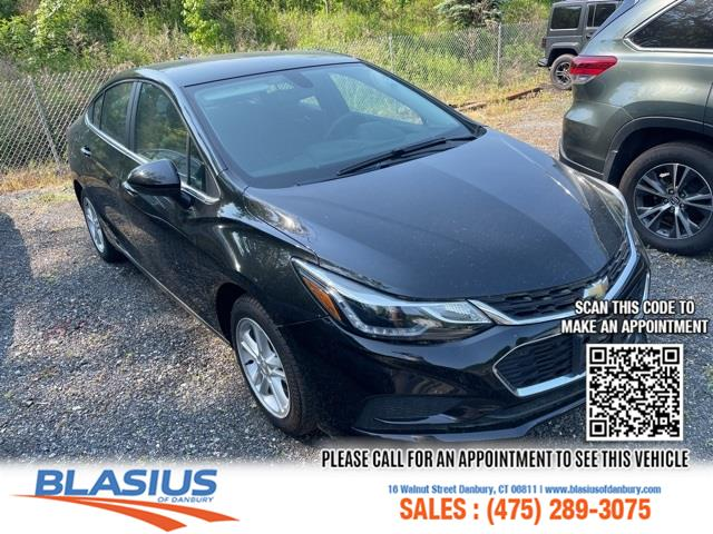 Used Chevrolet Cruze LT 2018 | Blasius Federal Road. Brookfield, Connecticut