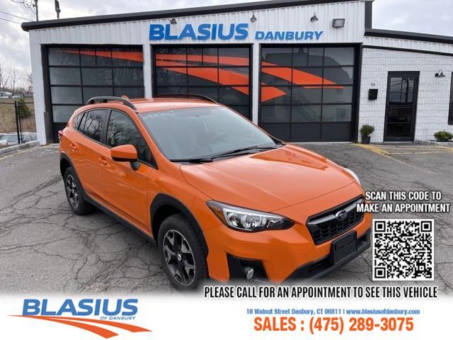 Used Subaru Crosstrek 2.0i Premium 2018   Blasius Federal Road. Brookfield, Connecticut