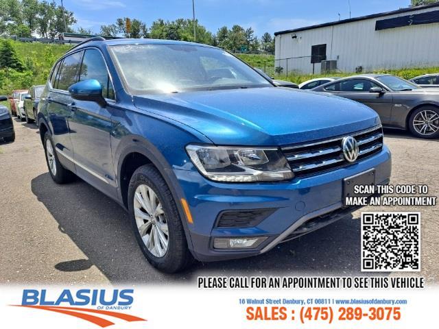 Used Volkswagen Tiguan 2.0T SE 2018 | Blasius Federal Road. Brookfield, Connecticut