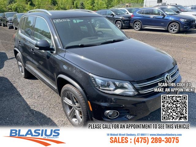 Used Volkswagen Tiguan Sport 2017   Blasius Federal Road. Brookfield, Connecticut