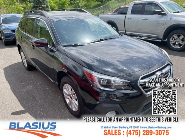 2018 Subaru Outback 2.5i Premium, available for sale in Brookfield, CT