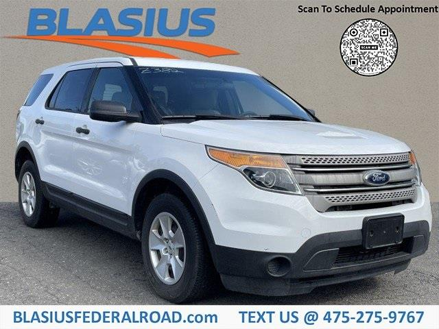 Used Ford Explorer Base 2013   Blasius Federal Road. Brookfield, Connecticut