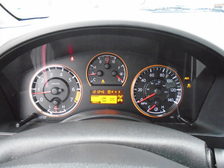 Used Nissan Titan 4WD Crew Cab SWB SL 2015 | Jim Juliani Motors. Waterbury, Connecticut