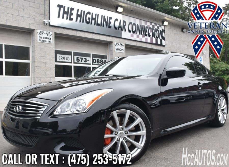 Used 2008 Infiniti G37 Coupe in Waterbury, Connecticut | Highline Car Connection. Waterbury, Connecticut