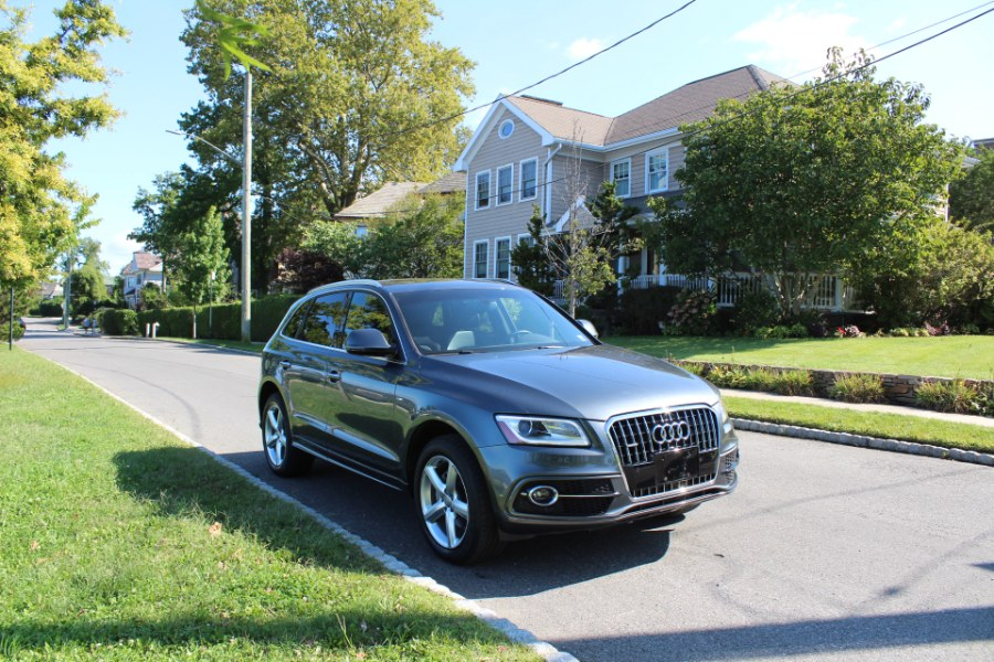 2017 Audi Q5 2.0 TFSI Premium Plus, available for sale in Great Neck, NY