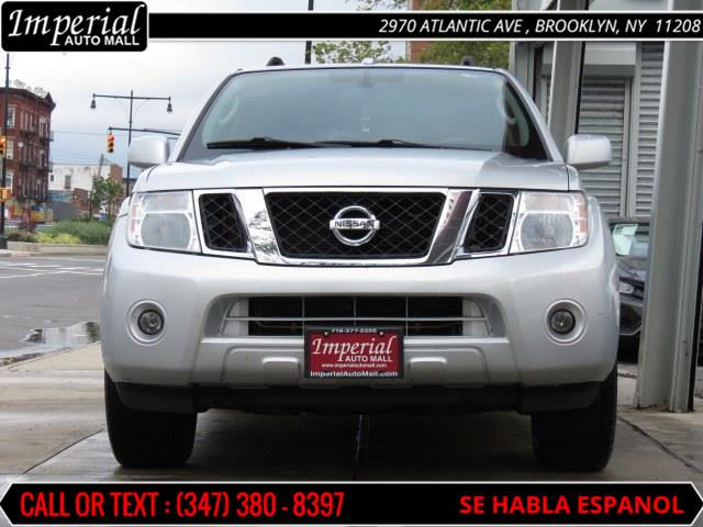 Used Nissan Pathfinder 4WD 4dr V6 Silver Edition 2012 | Imperial Auto Mall. Brooklyn, New York