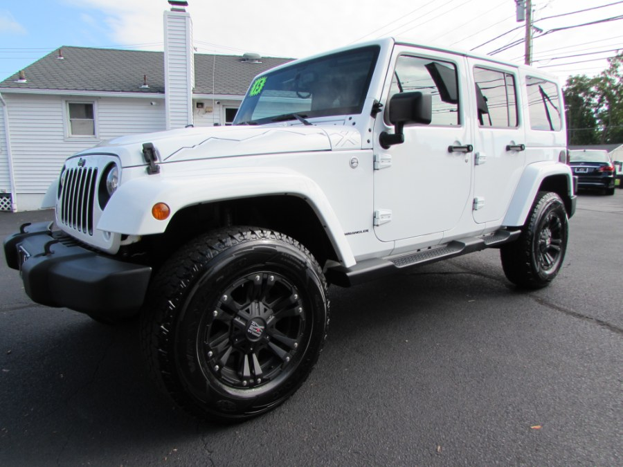 Used 2015 Jeep Wrangler Unlimited in Milford, Connecticut | Chip's Auto Sales Inc. Milford, Connecticut
