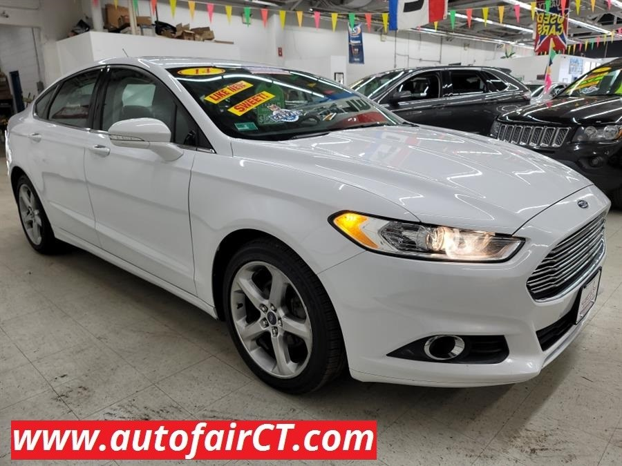 Used 2014 Ford Fusion in West Haven, Connecticut