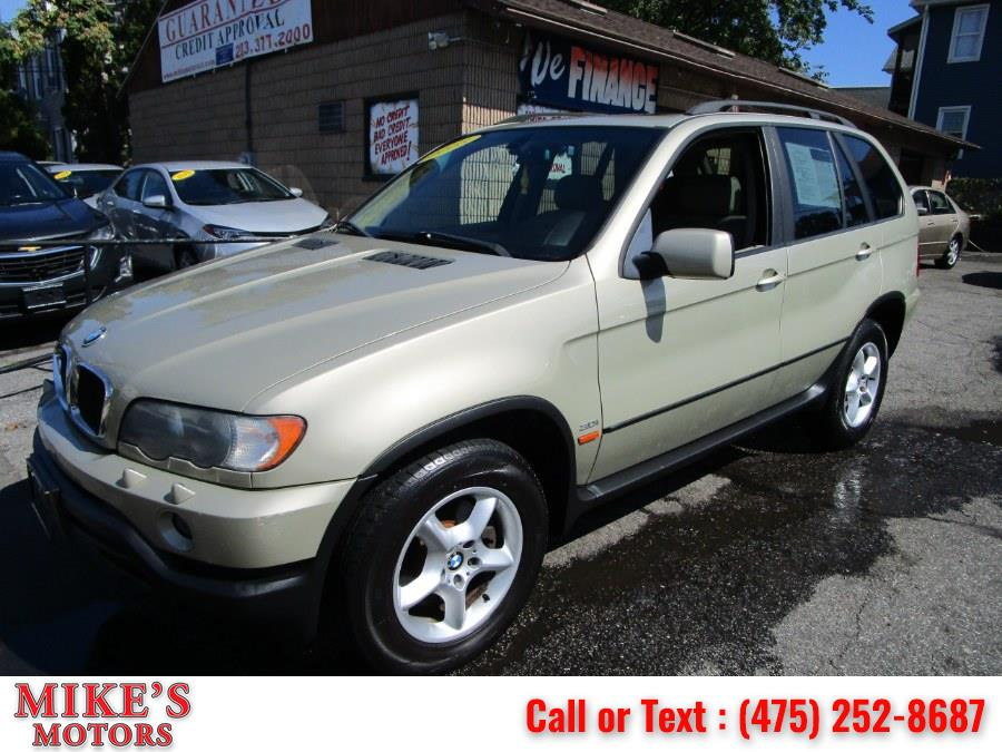 Used 2003 BMW X5 in Stratford, Connecticut | Mike's Motors LLC. Stratford, Connecticut